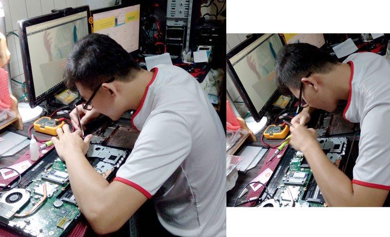 筆電維修服務-維修筆電pc899
