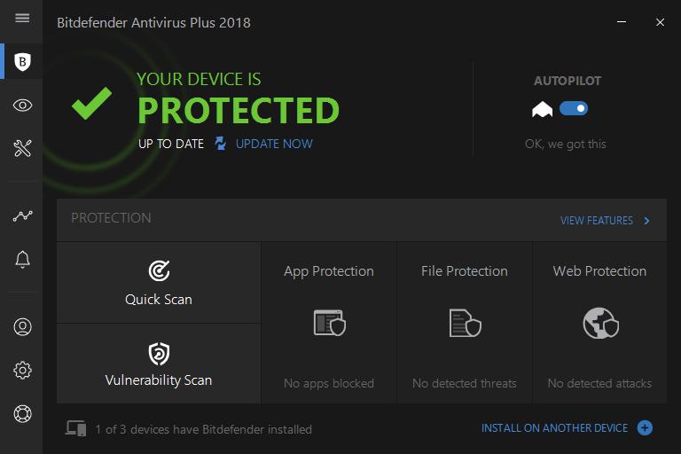 Bitdefender 比特防毒免費防毒軟體